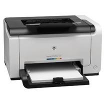 Impressora Hp Cp1025 Laser Colorida Usb A4-a6 Nova Garantia