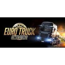 Euro Truck 2 Simulator Juego Pc