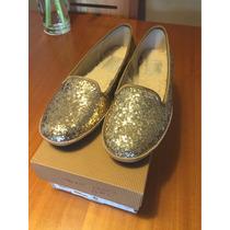 Zapatos Ugg Dorados, Nuevos, Rebajados!!