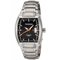 Relógio Technos Masculino Pulseira De Aço Quadrado 2115fc/1p
