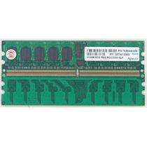 512mb Ddr2 Pc5300 Dimm Ecc Reg Cl5 Apacer, 75.963a6.g05