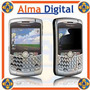 Lamina Protector Pantalla Antiespia Blackberry Curve 8300 Bb