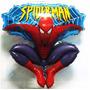 Spiderman Muñeco Inflable 75cm X 44cm (hombre Araña)
