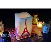 15 Centros De Mesa De Torre Eiffel Aluzza