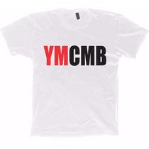 Camiseta Young Money Cash Money Records - Ymcmb