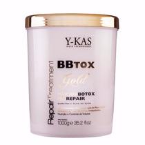 Ykas Bottox Capilar Pro Repair Máscara 1 Kilo