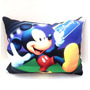 Bella Almohada Mickey Minnie Mouse 20x27cm Disney Regalo
