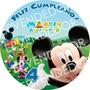 Imagen Para Torta Redonda Mickey Mouse - Epvendedor