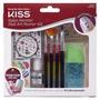 Kit Arte Para Uñas Kiss