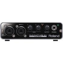 Interface De Audio Usb Roland Duo Capture Ex - Ua22