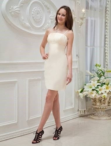 Vestidos sencillos de novia en mercadolibre