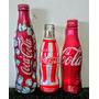 Lote - 7 Botellas Edicion Limitada Coca Cola - Nuevas