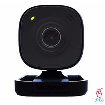 Camara Web Microsoft Microfono Laptop Pc Usb Video Skype Xtc