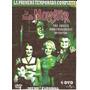 Colección De 6 Dvd´s De La Familia Monster.