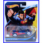 Auto Hot Wheels Superman Of Steel Coleccionable