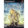Dvd Ps2 Rpg Final Fantasy Xii 12 #lacrado 100% Original