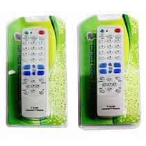 20un Controle Remoto Universal Para Tv A:23xl:14cmatacado