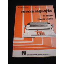 Mecanografía Al Tacto - Ma. Teresa Osorio - Tercer Libro