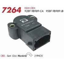 Sensor De Borboleta Ford Escort Zetec Rocam 1.0 00 A 02