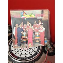 Coma Dj - Pepe Arevalo Y Sus Mulatos - Acetato Vinyl, Lp