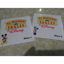 Curso De Inglés De Disney + Magic English En Dvds