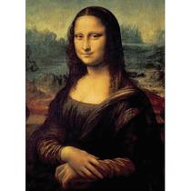 Rompecabezas Mona Lisa Geoconda 1000 Pzs. Ricordi 09649