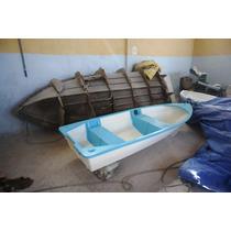 Barco Bote Lancha Fibra Pesca 3,50 Mt Artsol Fabrica