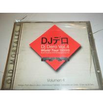Cd De Dj Dero Vol.4 World Tour 1999