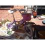 Bicicleta Niña Vairo Sweety R12 1/2x2 1/4 (impecable)
