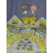 Mesa Dulce Candy Bar Tematico 20 Chicos Frozen Minnie Minion