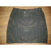 Pollera Minifalda Elastizada Marca Tabatha!!! Divina