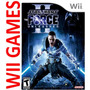 Juego Star Wars The Force Unleashed 2 Original Nintendo Wii