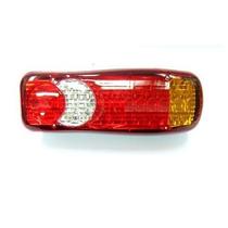 2 Lanternas Led Traseira Caminhão 12v 46 Leds Frete Gratis