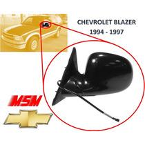 94-97 Chevrolet Blazer Espejo Electrico Izquierdo Msm