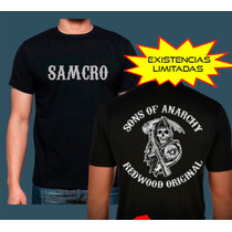 Playera Sons Of Anarchy