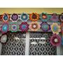 Tejidos Crochet Cortinas Flores