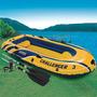 Bote Challenger 3 Set (295x137x41 ) Com Acessórios - Intex