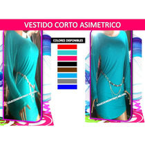 Vestido Corto Asimetrico,blusa,leggins Mayor, Top,short