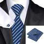 Corbatas Pañuelo Gemelos Las Grandes Marcas Exclusivas 8 Cm