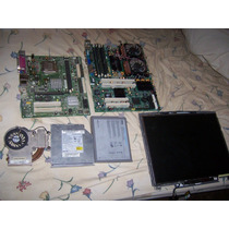 Lote Partes Laptop Pc Servidor Lcd Dell Cpu