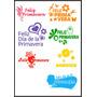 Vinilo Vidireras Dia De La Primavera Madreploteo Sticker