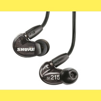 Auriculares Intraurales Shure Se215 K Monitoreo Profesional