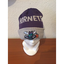 Gorro Beanie De La Nba De Charlotte Hornets