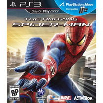 The Amazing Spiderman Ultimate Saga Ps3
