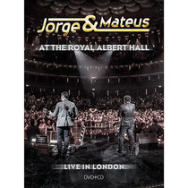 Kit Dvd+cd Jorge & Mateus The Royal Albert Hall Fretegrátis