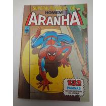 Gibi Superalmanaque Do Homem Aranha Nº 1 Ed. Abril