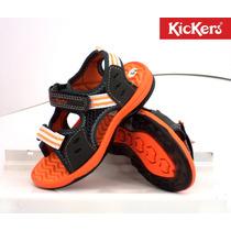 Sandalias Kickers Jagger Niño Niña