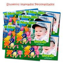 Backyardigans Souvenir Imanes Cumpleaños Infantiles C/foto