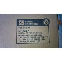 Cartucho Toner Sharp Ar-310nt Ar M 208 235 236 237 256 257