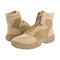 Bota Oakley Assault Boot Desert 6 Pol Original Exercito